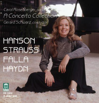 Carol Rosenberger: A Concerto Collection