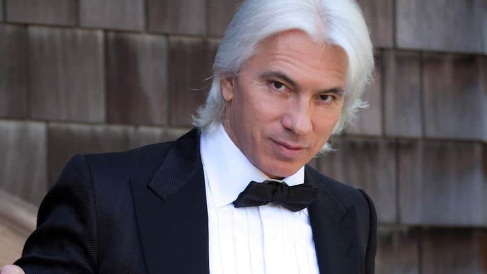 Dmitri Hvorostovsky | Delos Collection