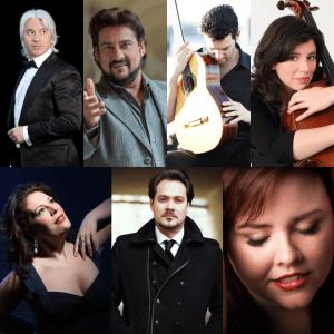Dmitri Hvorostovsky, Marcelo Alvarez, Nadav Lev, Louise Dubin, Sondra Radvanovsky, Ildar Abdrazakov, Jamie Barton