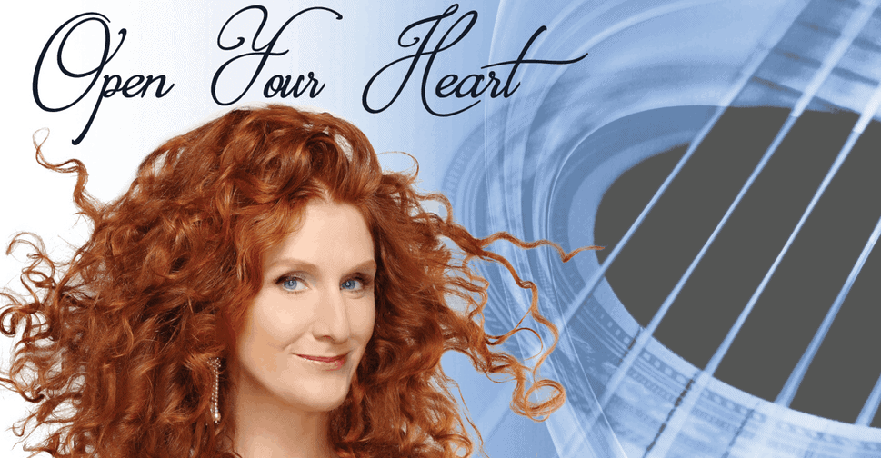 Laura Claycomb: Open Your Heart