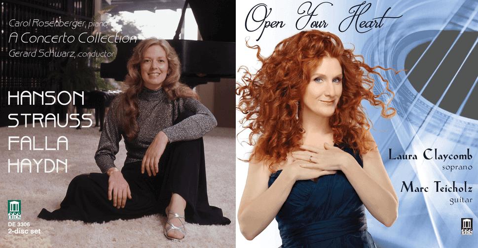 Carol Rosenberger & Laura Claycomb