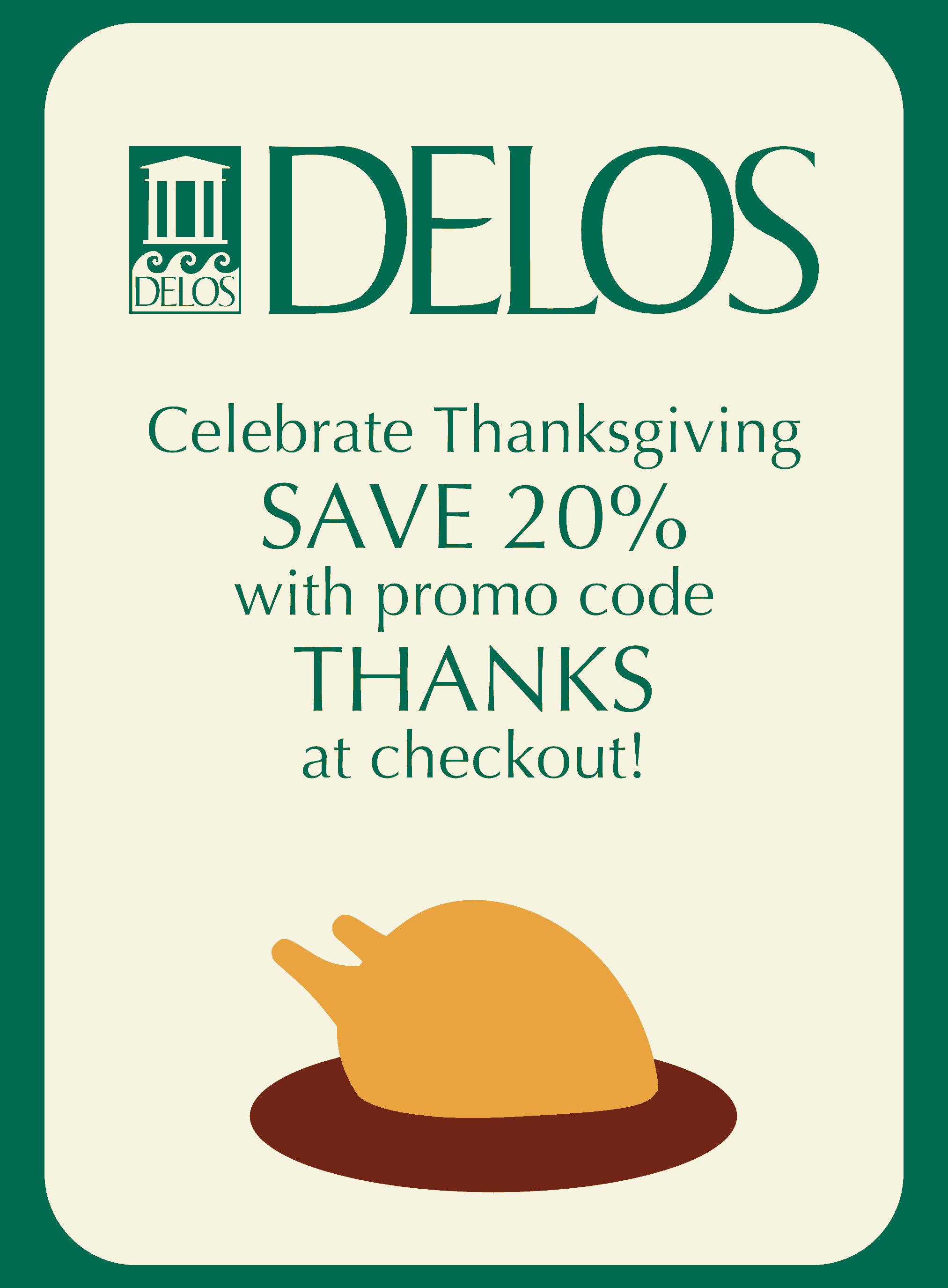 Delos Thanksgiving