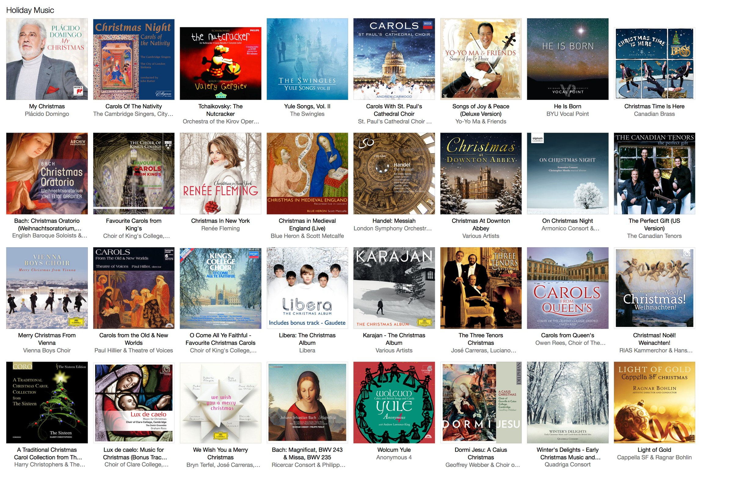 Light of Gold - Apple Music Holiday Music