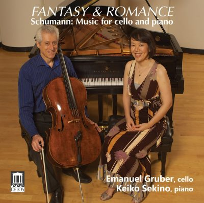 Fantasy and Romance — Schumann: Music for cello and piano