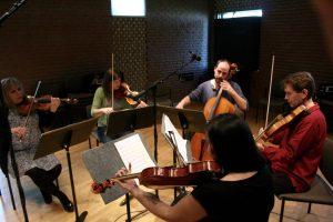 ALIAS Ensemble Live in Nashville Public Radio's Studio C