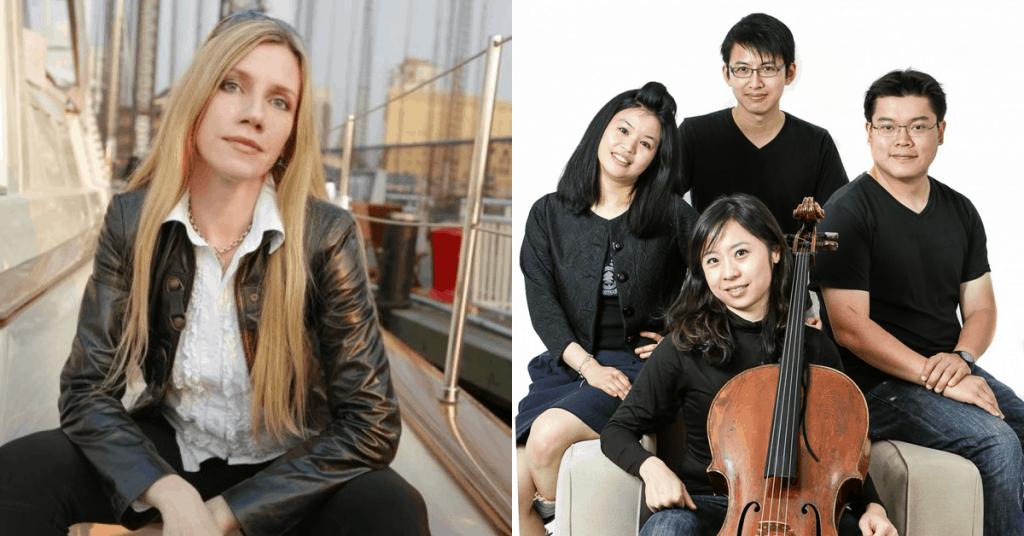 Sonja Bruzauskas & Formosa Quartet New Releases!