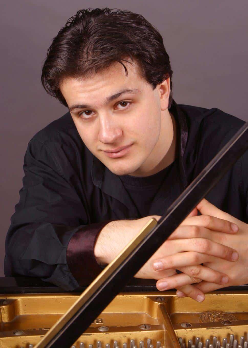 Gleb Ivanov, piano