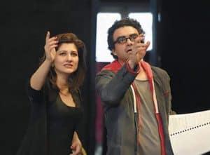 Rolando Villazón and Dinara Alieva