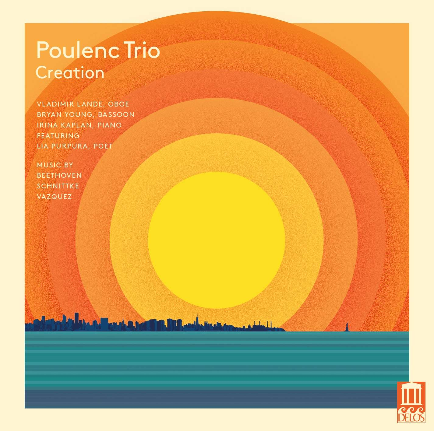 Creation: The Poulenc Trio