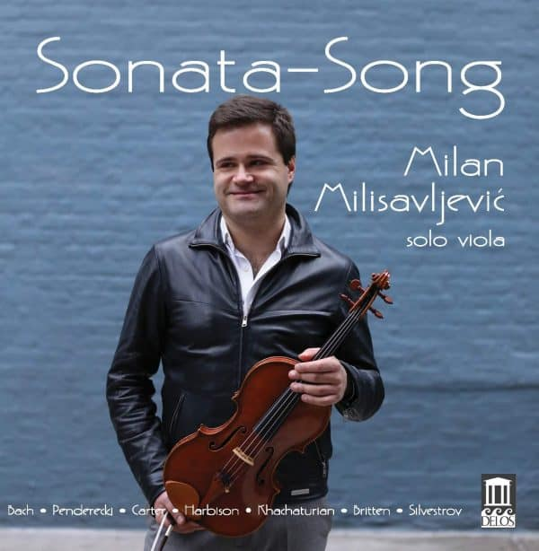 Milan Milisavljević: Sontata-Song