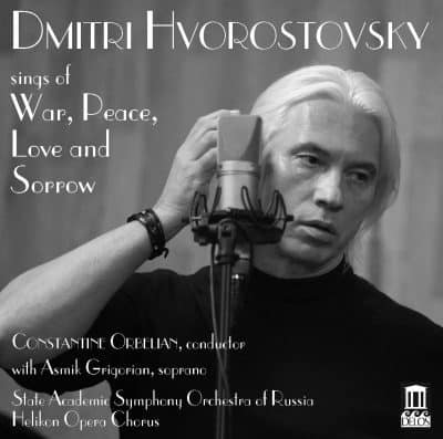 Dmitri Hvorostovsky Sings of War, Peace, Love and Sorrow