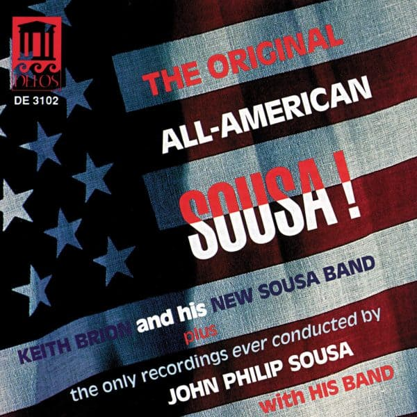 The Original, All-American, Sousa!