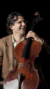 Amit Peled, cellist