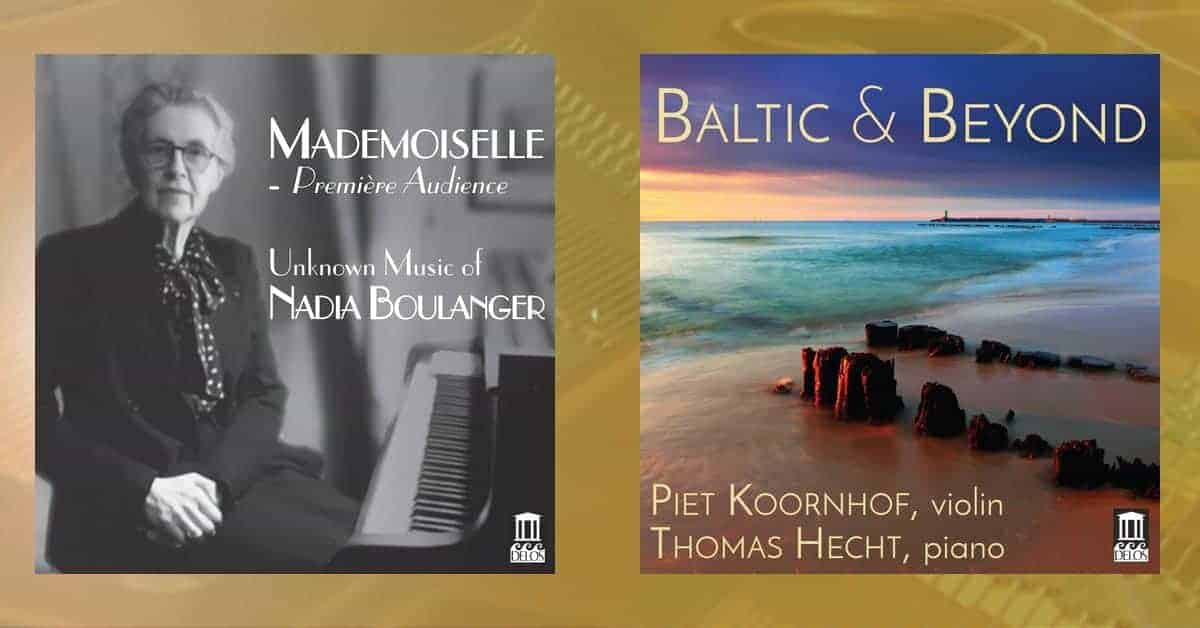 April 2017 - Mademoiselle - Première Audience: Unknown Music of Nadia Boulanger | Baltic & Beyond