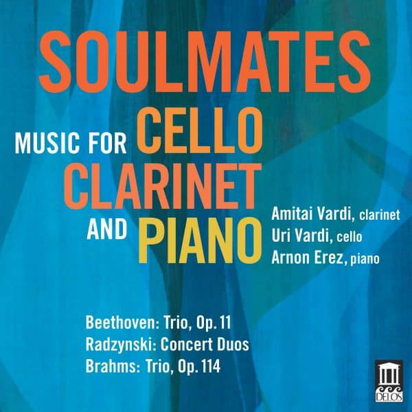 Soulmates: Music for Cello, Clarinet, and Piano