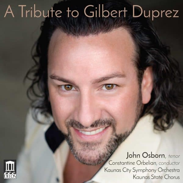 A Tribute to Gilbert Duprez
