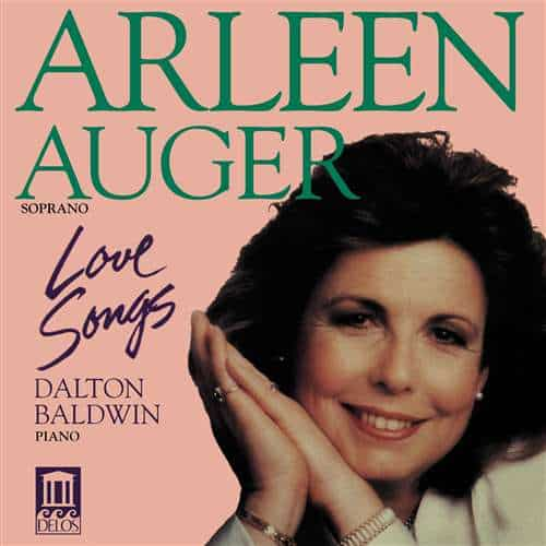 Love Songs with Arleen Auger