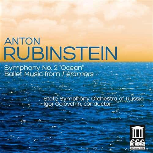 Anton Rubinstein Piano Concertos Numbers Two and Four