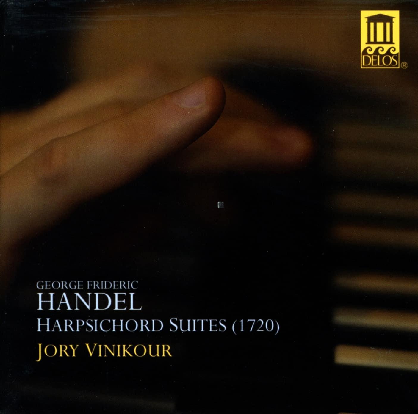 Handel Harpsichord Suites (1720)