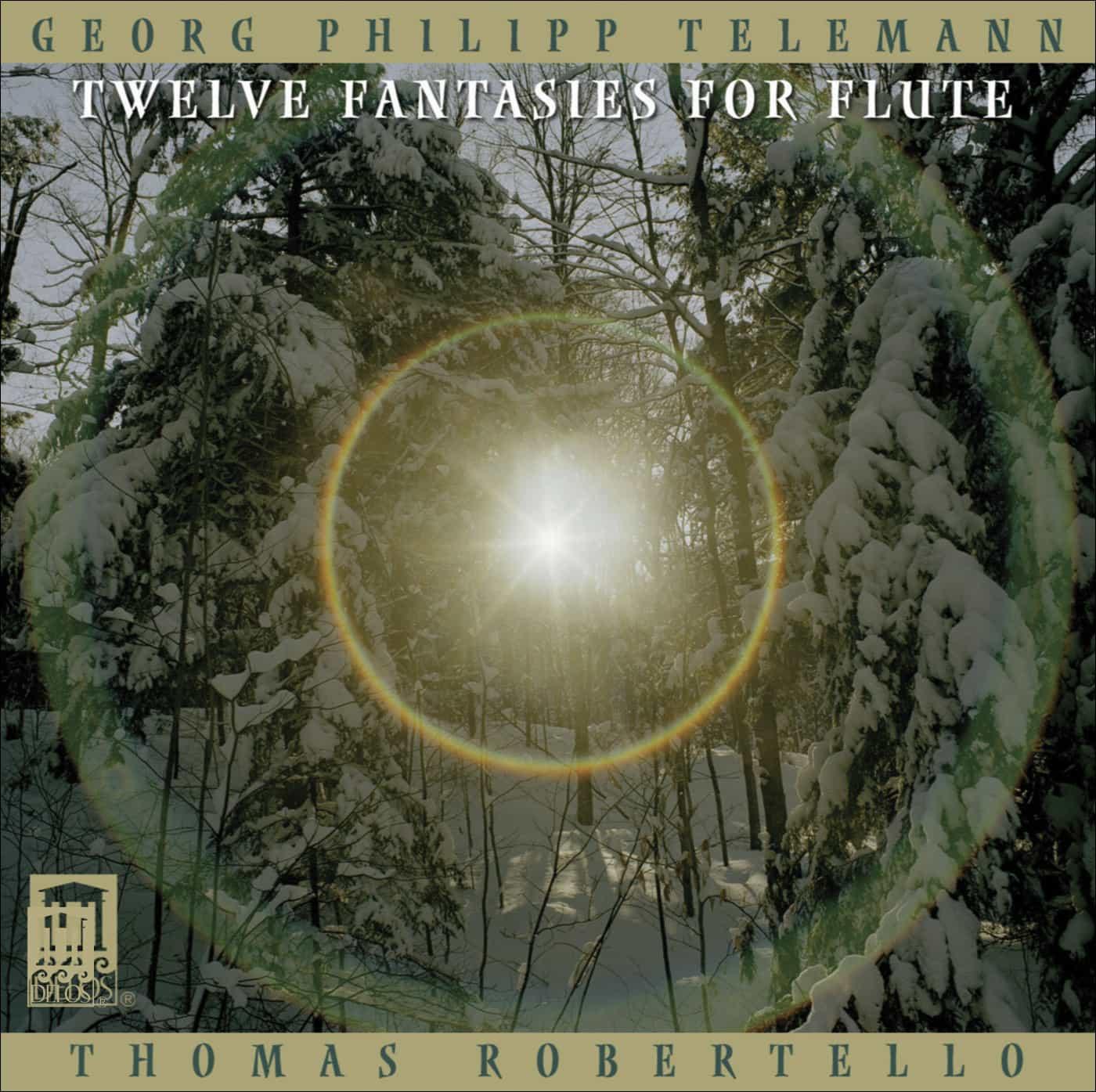 Telemann: Fantasies for Flute