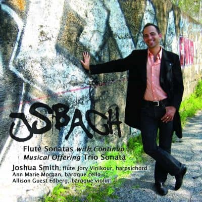 J. S. BACH: Flute Sonatas with Continuo, Musical Offering Trio Sonata