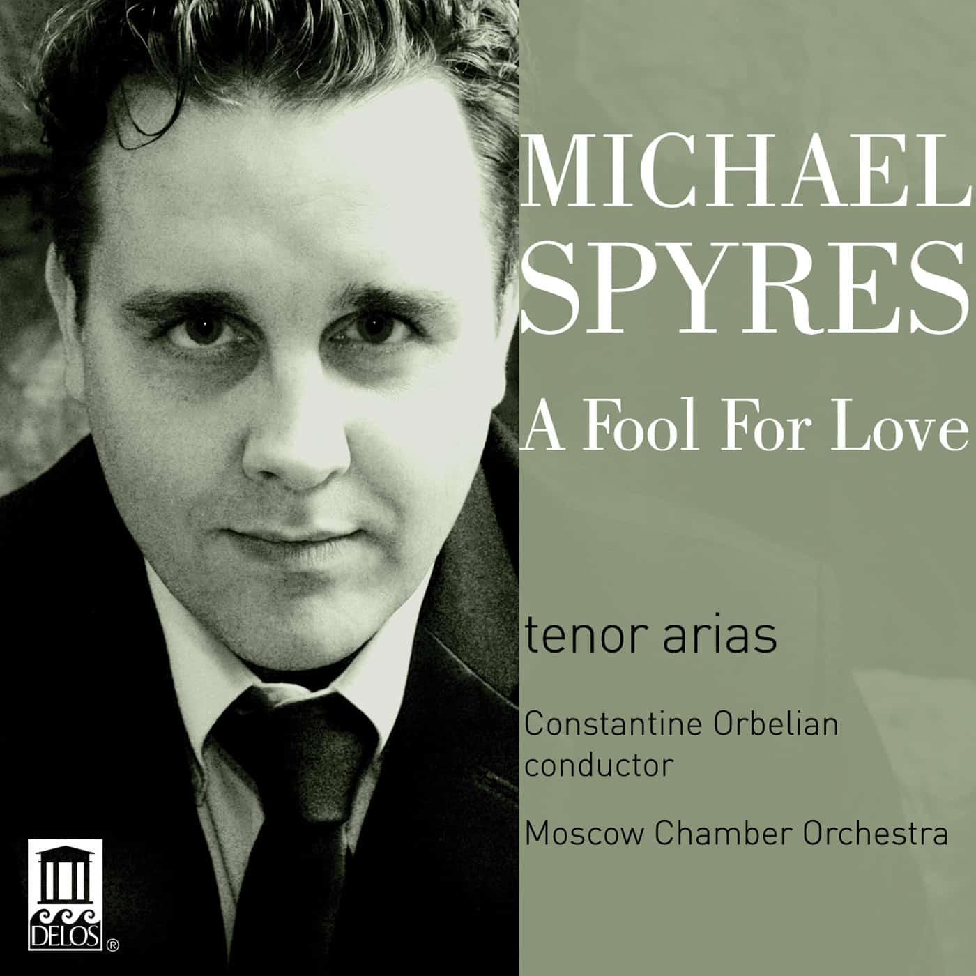 A Fool For Love - Tenor Arias