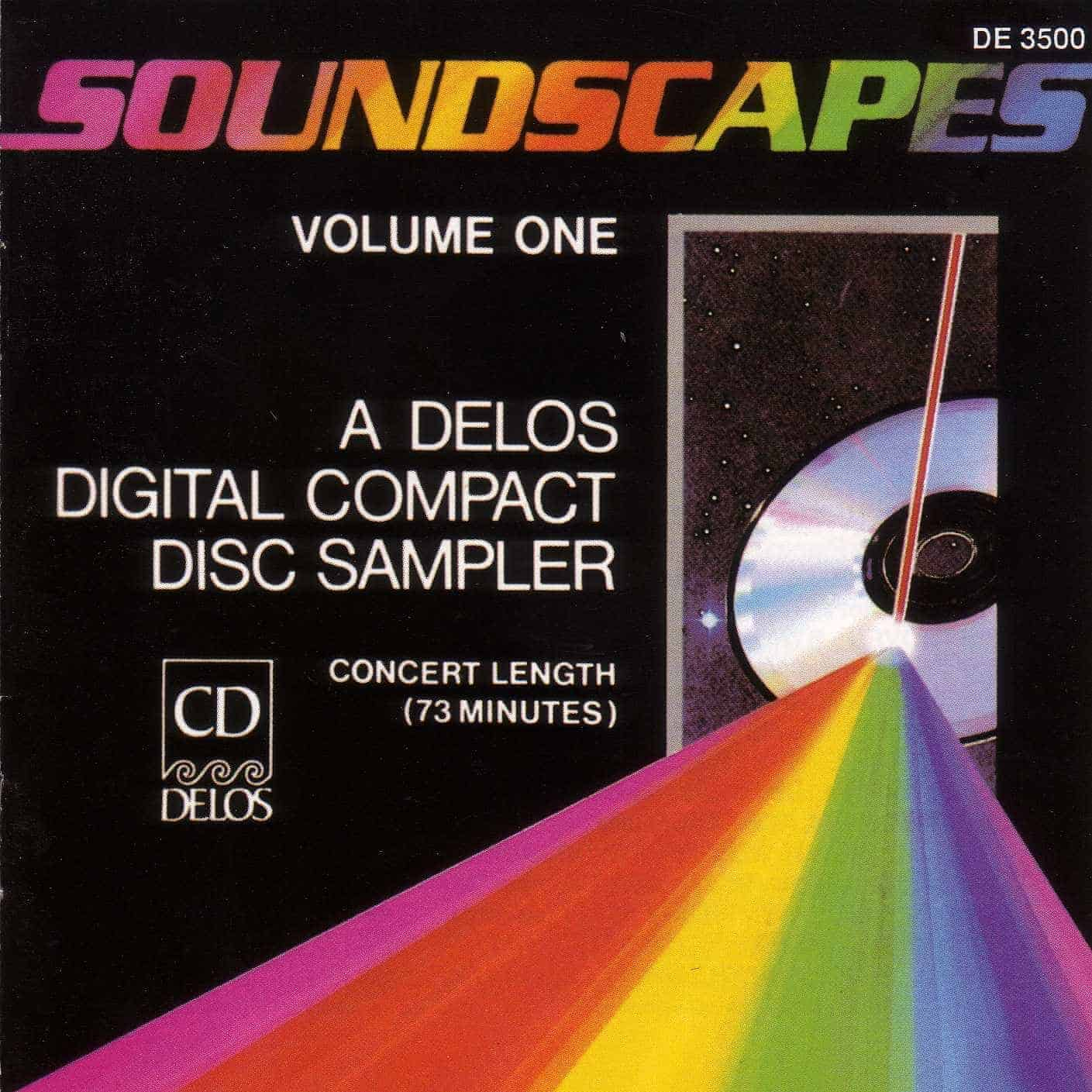 Soundscapes: Sampler, Vol. 1