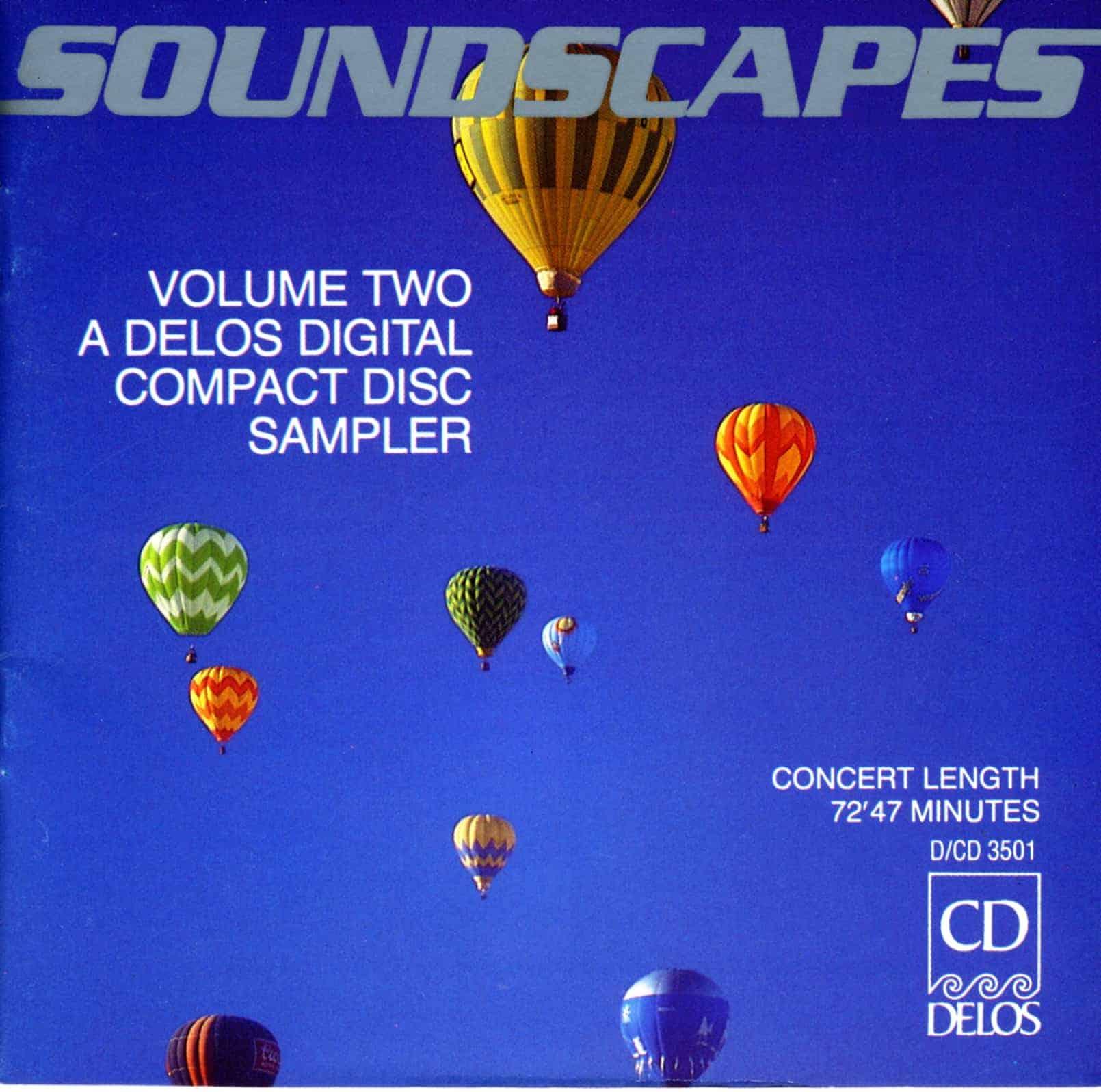 Soundscapes: Sampler, Vol. 2