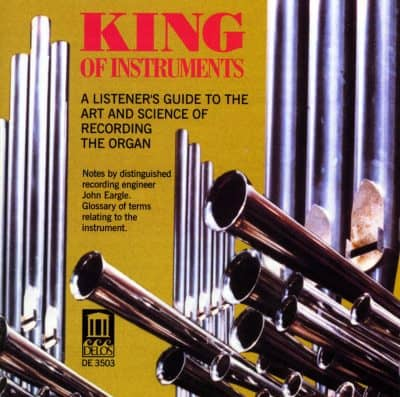 King of Instruments/Organ Sampler