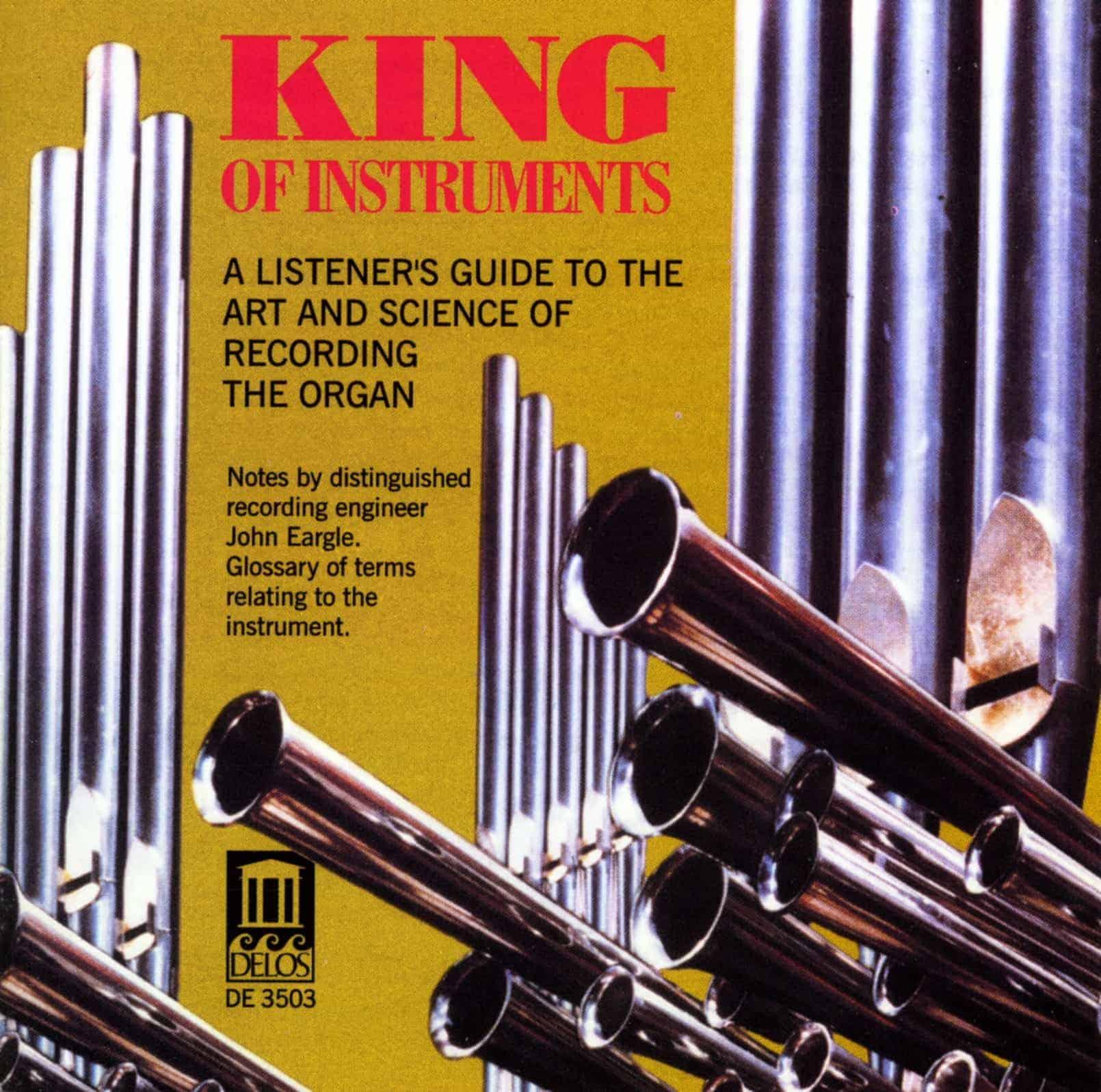 King of Instruments/Organ Sampler