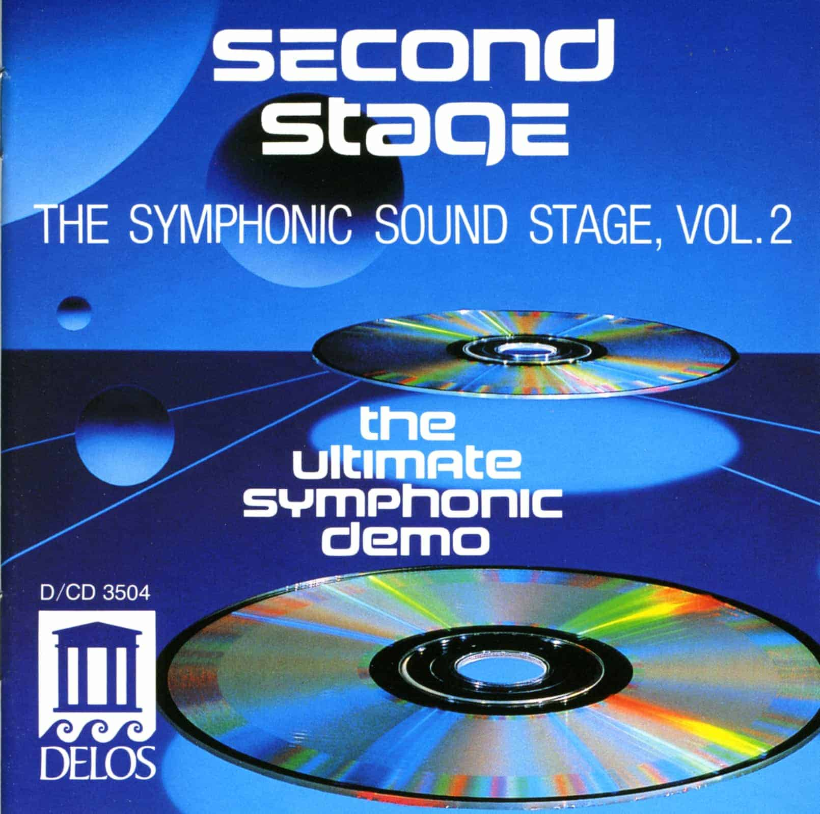 Second Stage/Symphonic Sound Stage, Vol. 2