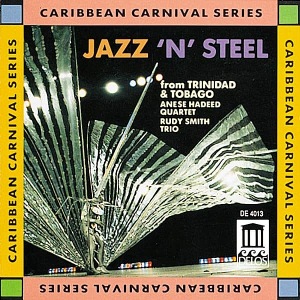 Jazz n Steel from Trinidad and Tobago