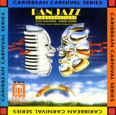 Pan Jazz Conversations - Steelbands of Trinidad & Tobago