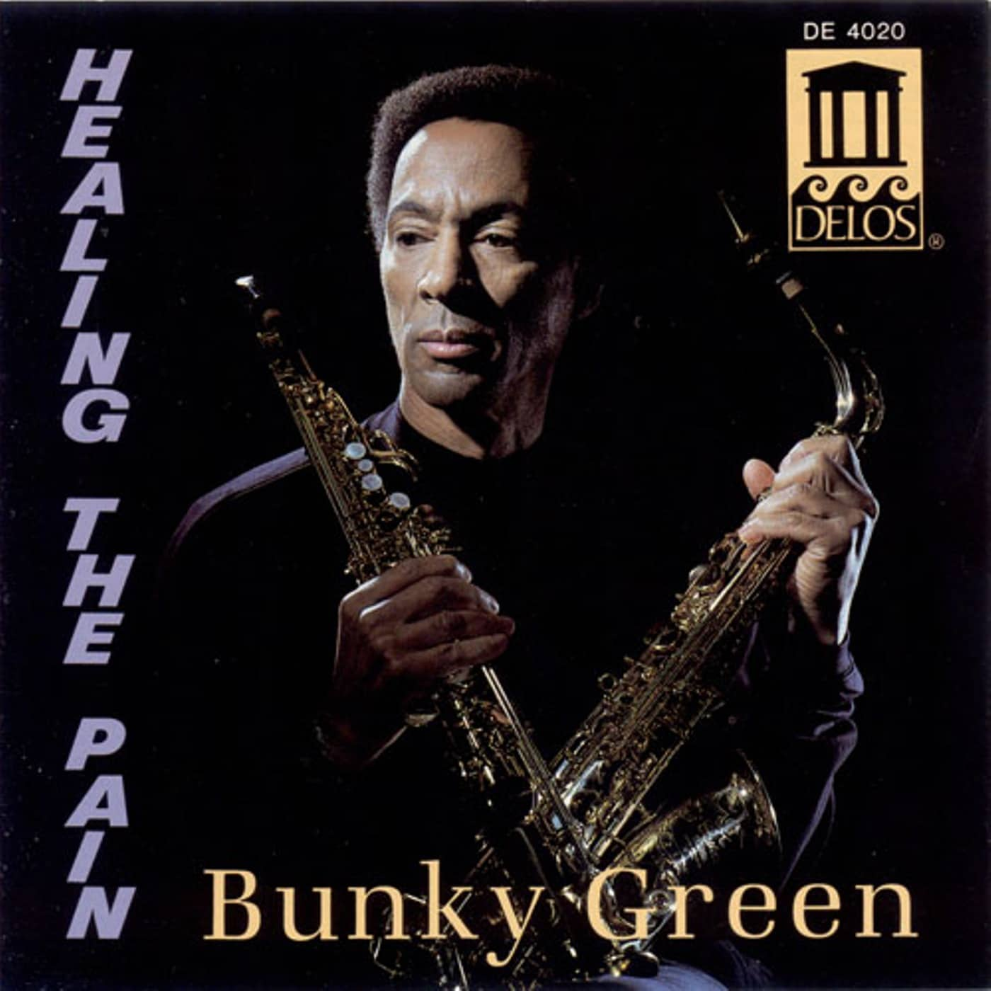Healing the Pain - Bunky Green