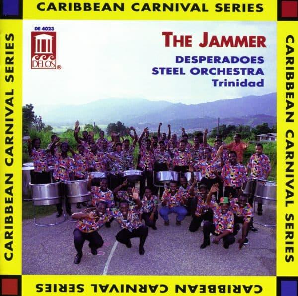 The Jammer - Desperadoes Steel Orchestra, Trinidad