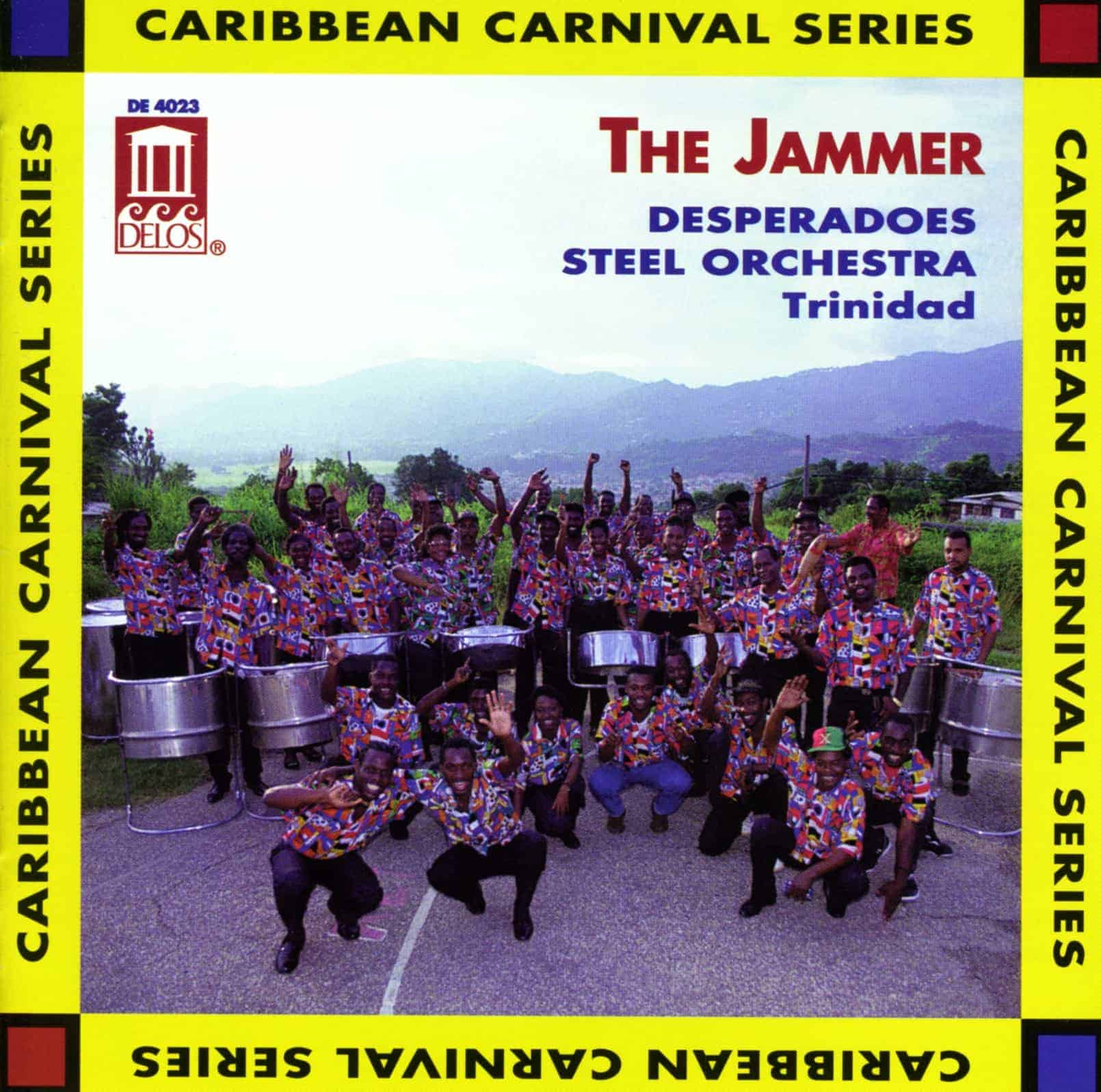 The Jammer - Desperadoes Steel Orchestra, Trinidad