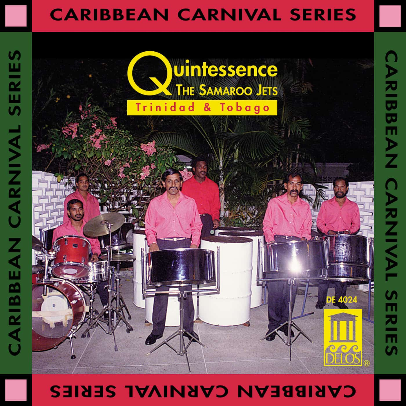 Quintessence - The Samaroo Jets, Trinidad & Tobago