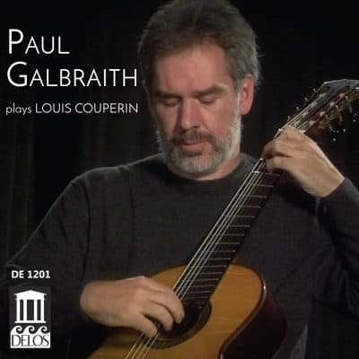 Paul Galbraith plays Louis Couperin