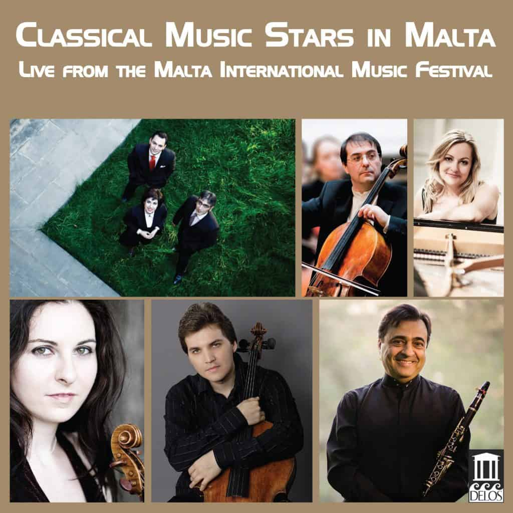 Live from the Malta International Music Festival