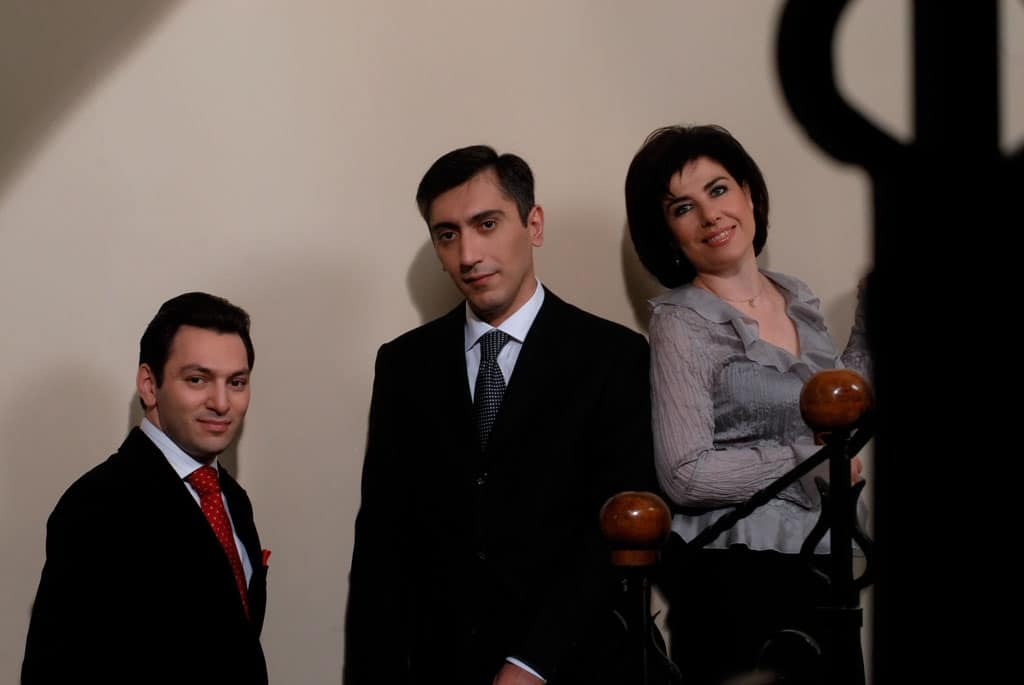 The Khachaturian Trio