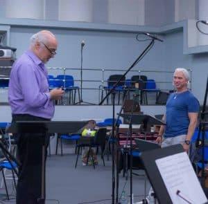 Sviridov: Russia Cast Adrift Recording Sessions - Dmitri Hvorostovsky and Constantine Orbelian