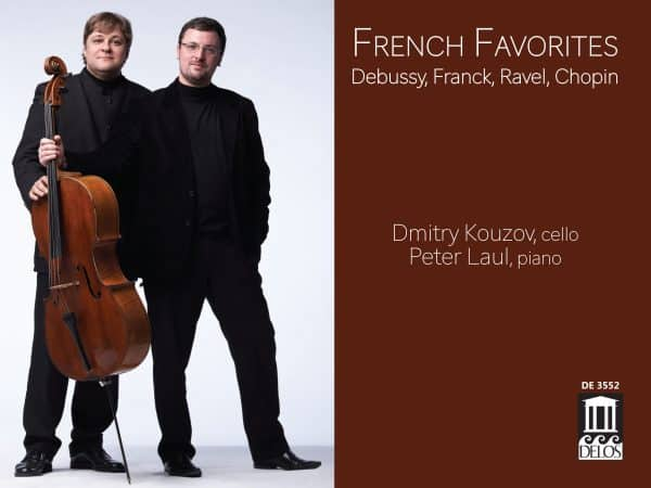 French Favorites: Debussy, Franck, Ravel, Chopin