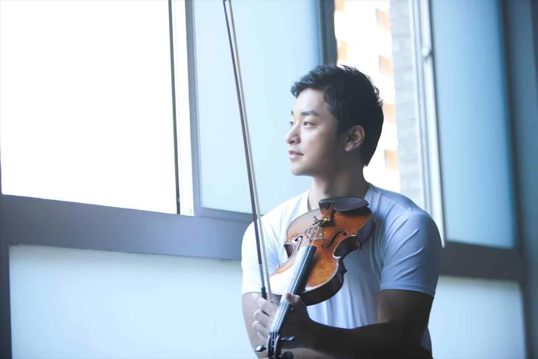 Ryu Goto, violin