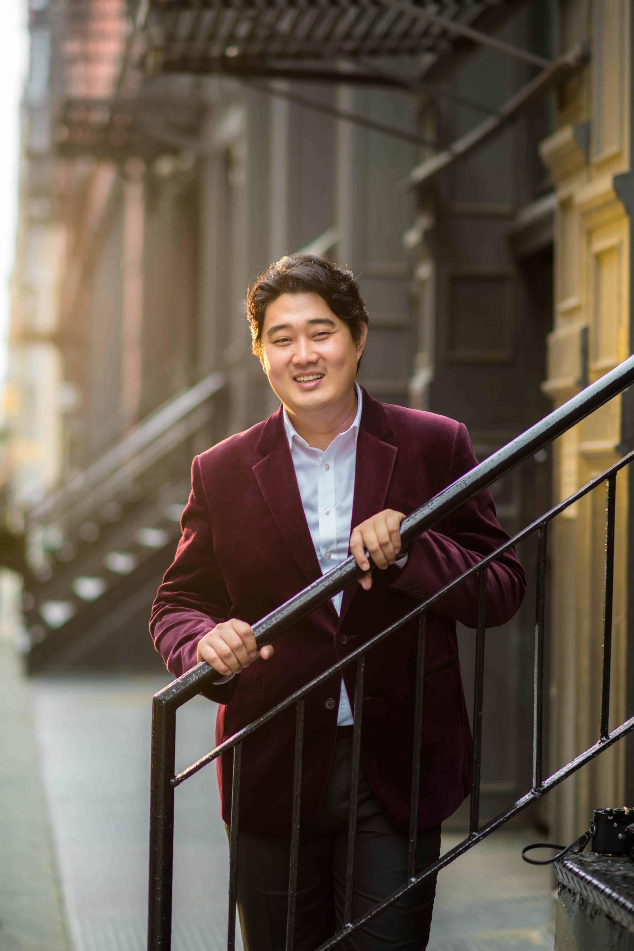 Shenyang, bass-baritone
