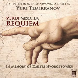 Verdi Messa Da Requiem Album