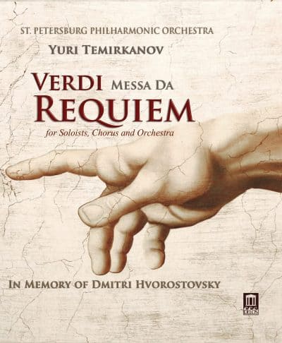 Verdi: Messa da Requiem DVD/Blu-Ray