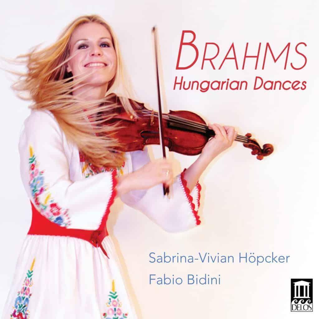 Brahms: Hungarian Dances - album cover