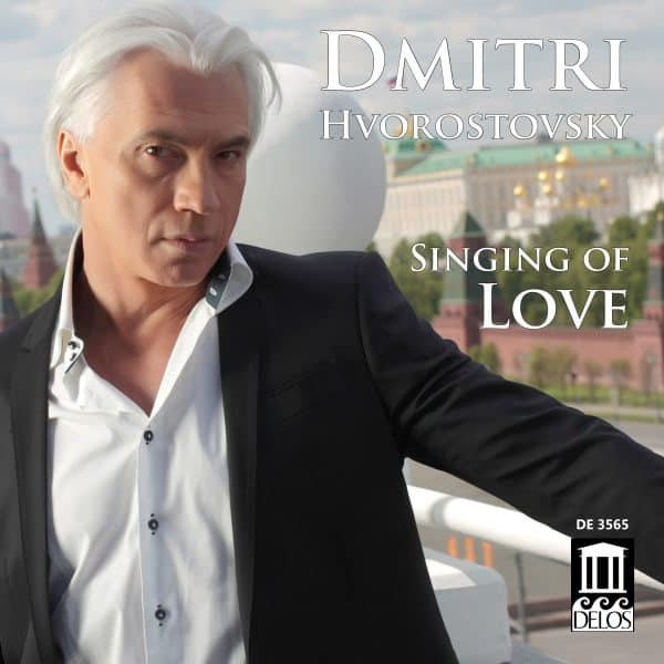 Dmitri Hvorostovsky — Singing of Love