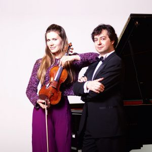 Sabrina-Vivian Höpcker and Fabio Bidini