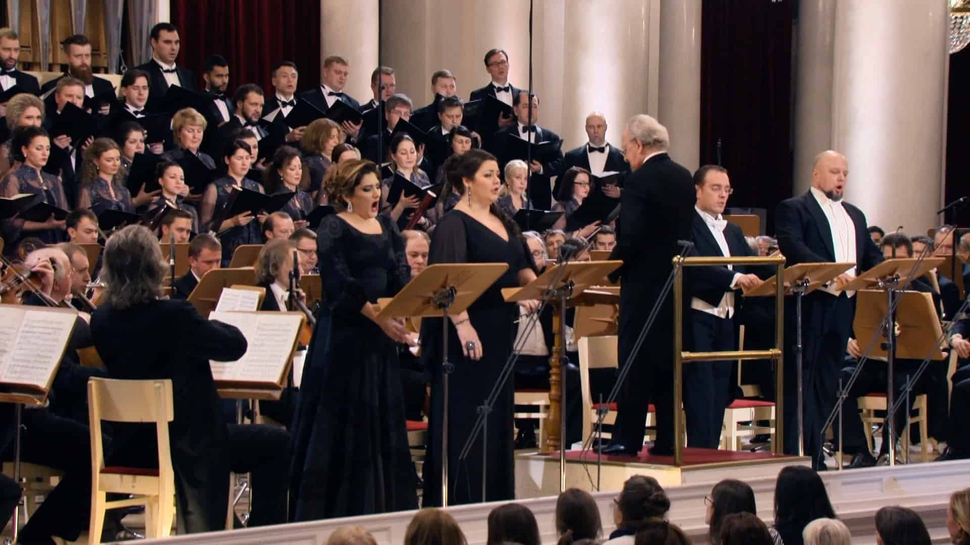 Verdi Messa Da Requiem Performance